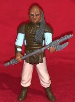 Star Wars Vintage: Weequay - Complete Loose Action Figure